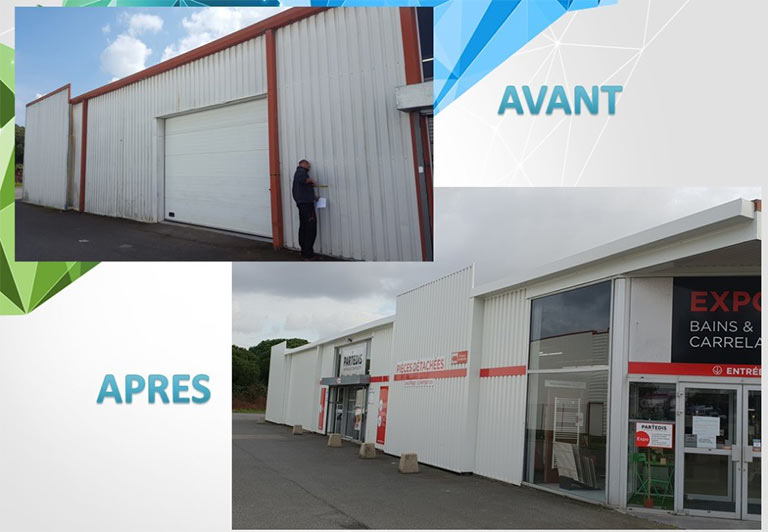 Cobaplis Construction Metallique Nantes Bardage1 25