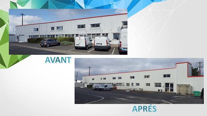 Cobaplis Construction Metallique Nantes Bardage1 33